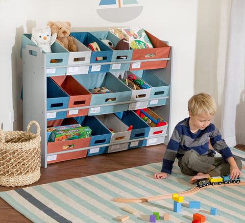 toy sorter and toy organizer