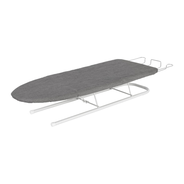 Tabletop Ironing Board, Gray