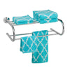 Wall Mounted Towel Rack, Chrome