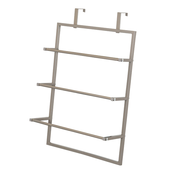 Over-The-Door 3-Tier Towel Rack