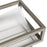 Toilet Tank Storage Tray, Grey
