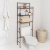 Over-The-Toilet Space Saver, Oil-Rubbed Bronze