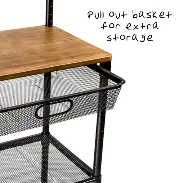65-inch-bakers-rack-with-cutting-board-and-hanging-storage-black