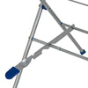 Foldable Drying Rack with Mesh Top, 2 Tiers