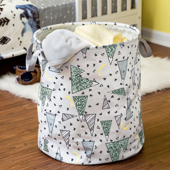 Explore + Store Kids Adventure Laundry Hamper