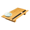 Joyce Chen Burnished Bamboo Sushi Board Set