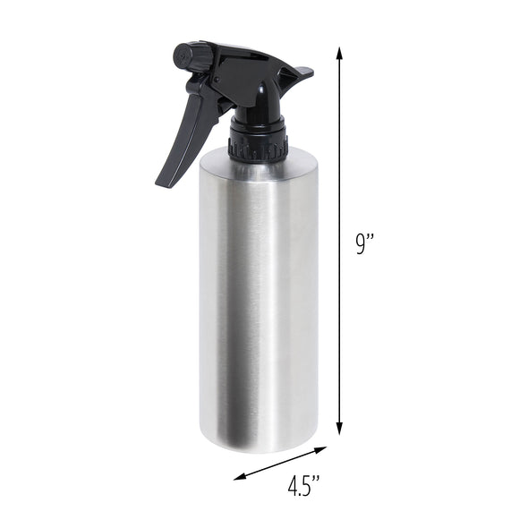 14oz Stainless Steel Spray Bottle
