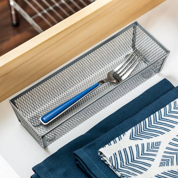 3'' x 9'' Mesh Drawer Organizer