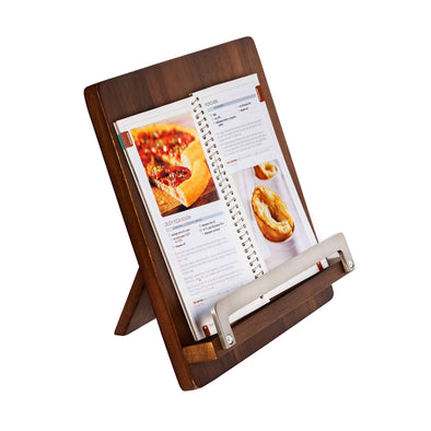 Acacia Cookbook Stand