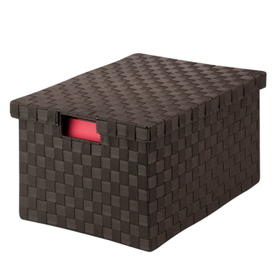 Large File Storage Box, Espresso