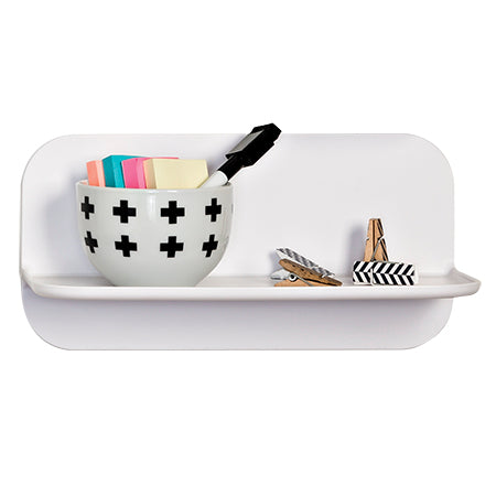 Perch Shelfy White