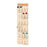 24-Pocket Over-The-Door Hanging Shoe Organizer, Bamboo & Canvas - honeycando.com