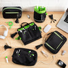 compact-6-pocket-tech-and-phone-accessories-organizer-black