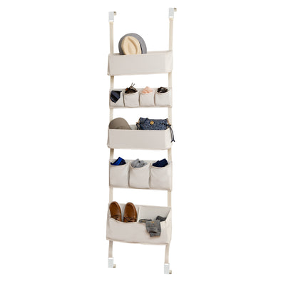 10-Pocket Over-The-Door Organizer