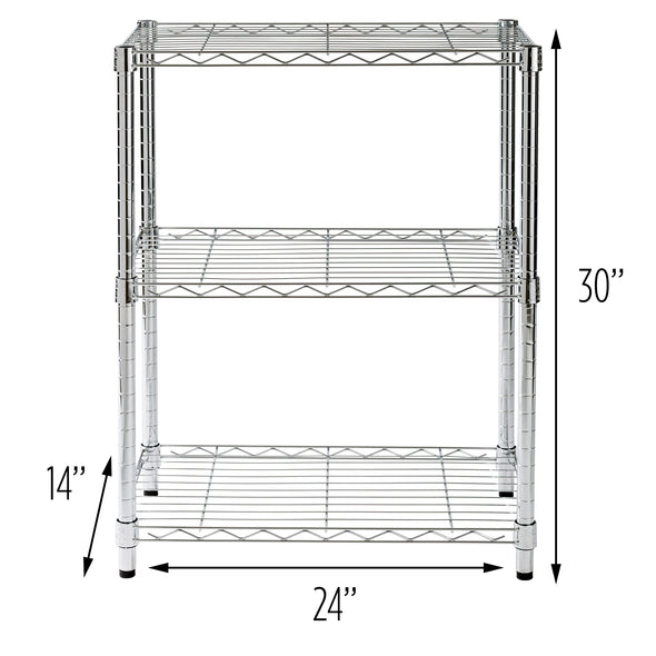 3-tier-adjustable-shelving-unit-with-250-lb-weight-capacity-chrome