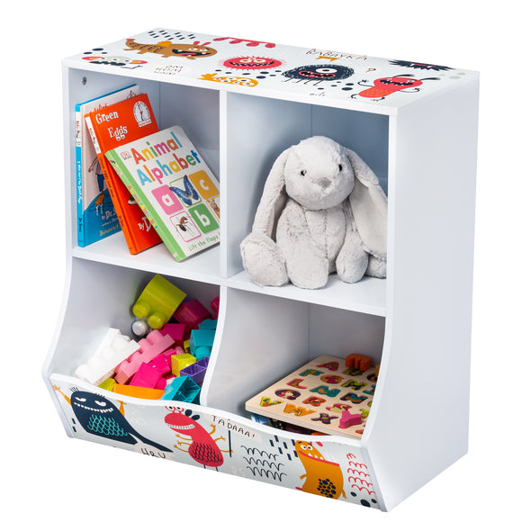 Kids 4 Cube Storage Caddy