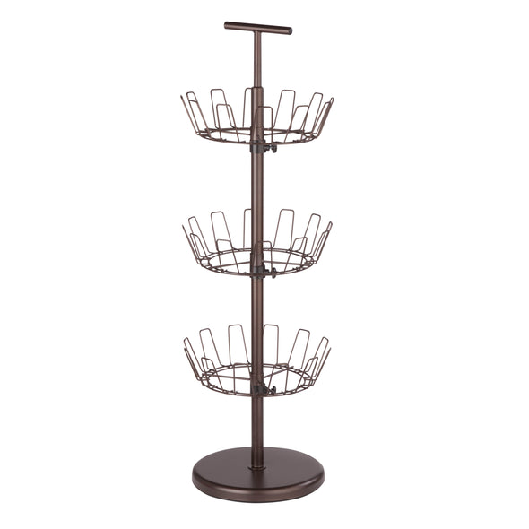 3-Tier Bronze Shoe Tree