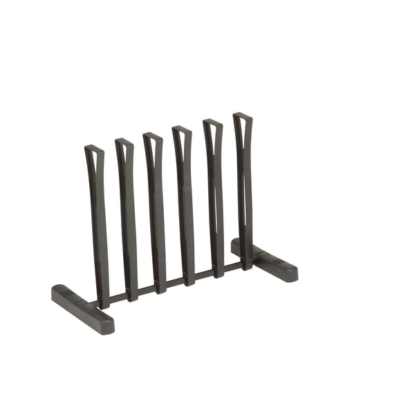 3-Pair Boot Holder With Wheels
