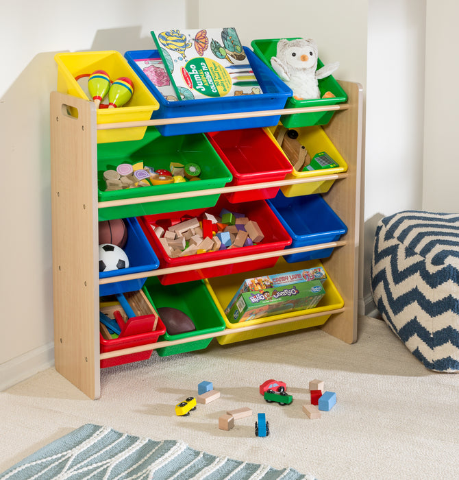 Beau ... Kids Storage Organizer Natural ...
