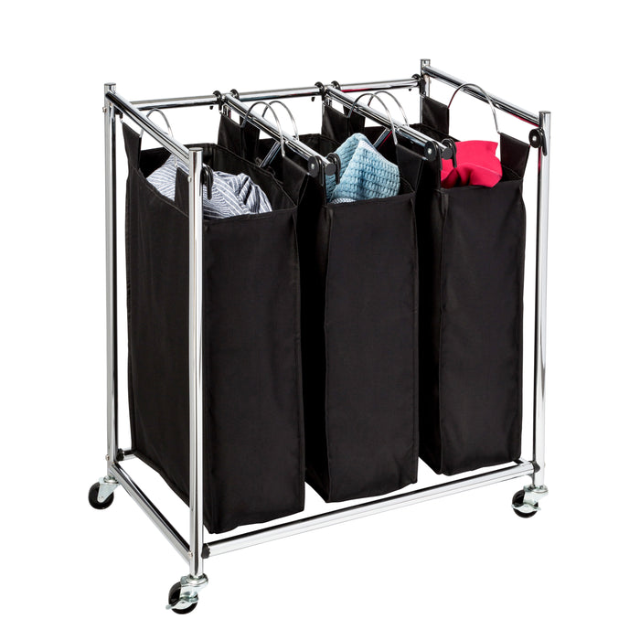 triple-laundry-sorter-with-wheels-black