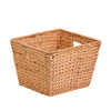 Tall Hyacinth Basket, Natural