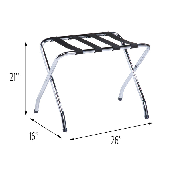 Collapsible Luggage Rack