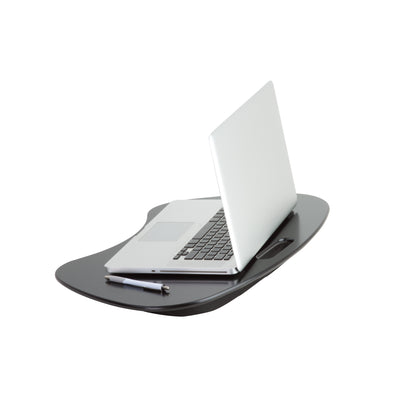 Laptop Desk With Carrying Handle, Black