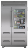 discounted Sub-Zero 648PROG 648PRO Open Box open-box high-end appliance outlet