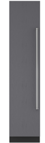 "Sub-Zero integrated 18"" freezer column"