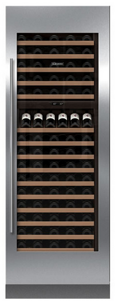 "subzero 30"" wine fridge cellar open-box high-end appliance outlet refurbished"