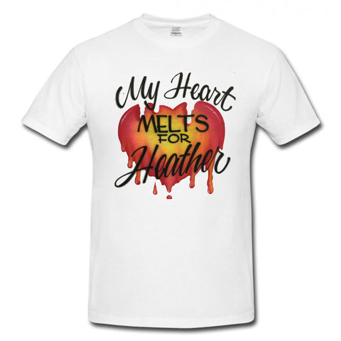 """My Heart Melts For"" Design"