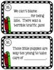 Reflexive Pronouns Task Cards