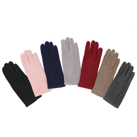 Plain Colour Gloves