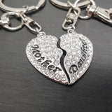 Keyring Mother Daughter set