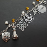 Scottish Charms Bracelet