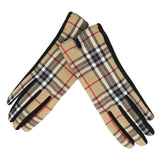 Traditional Tartan Gloves