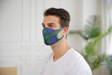 Elastic Face Mask Black Watch - UNISEX