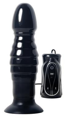 Adam and Eve Thrusting Anal  Vibe - Black