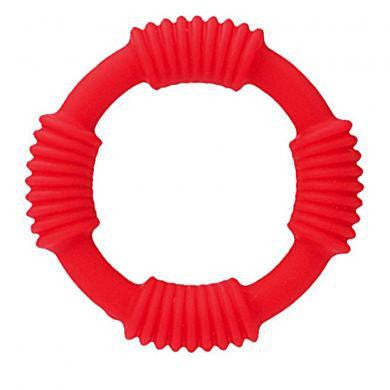 Adonis Silicone Ring Hercules - Red