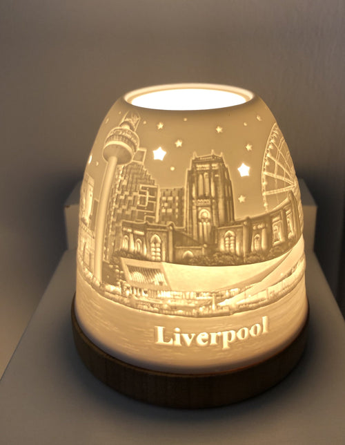 Liverpool Tea Light