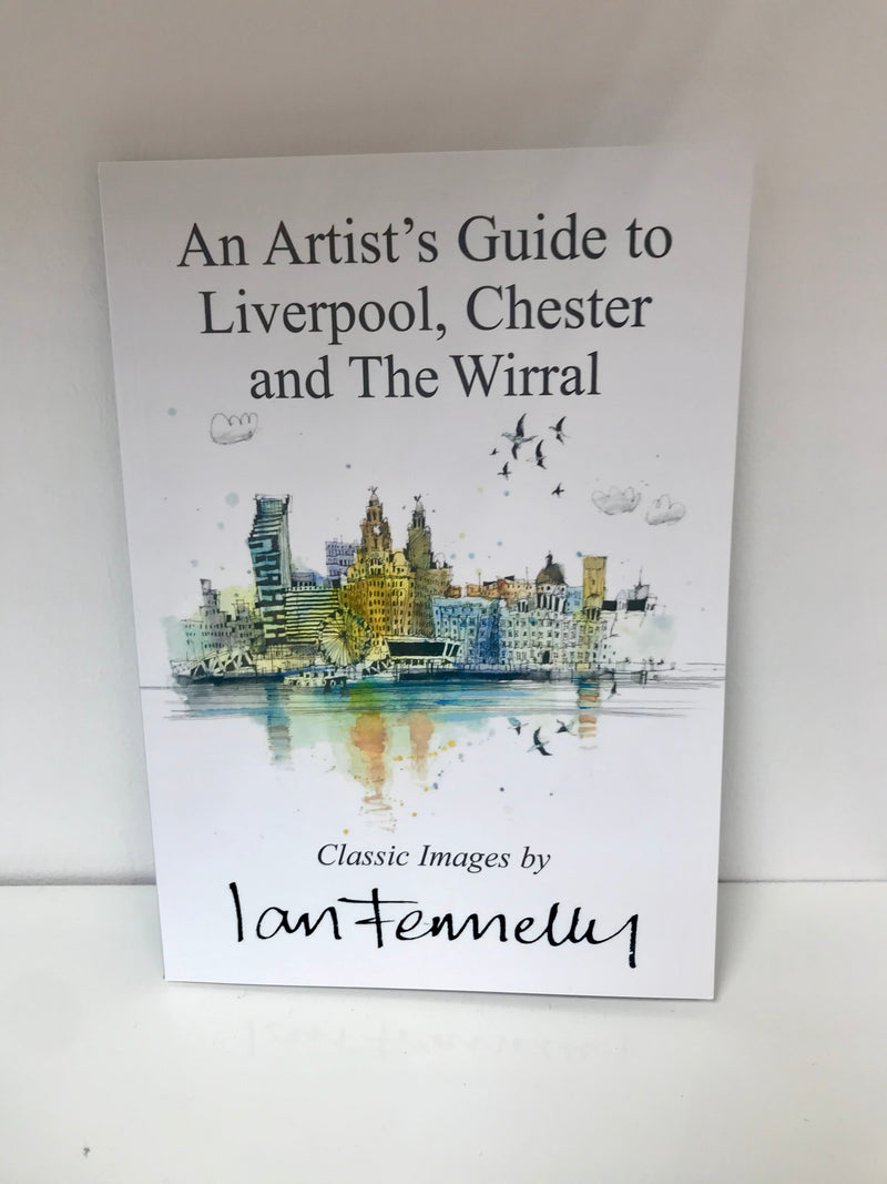 An Artist's Guide to Liverpool, Chester and the Wirral