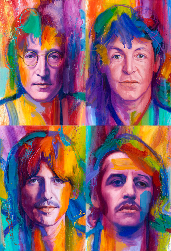 The 4 Beatles