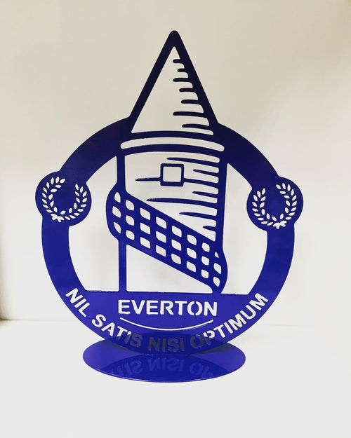 Everton Plaque