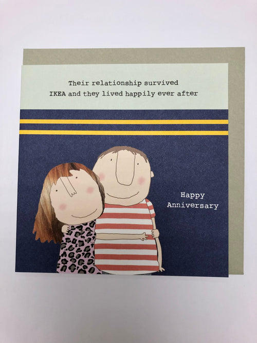 IKEA Anniversary Card  - Greetings Card