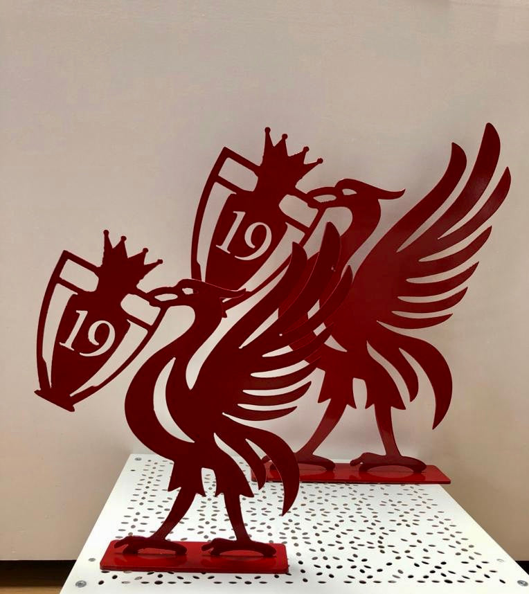 Liver Bird with Crown