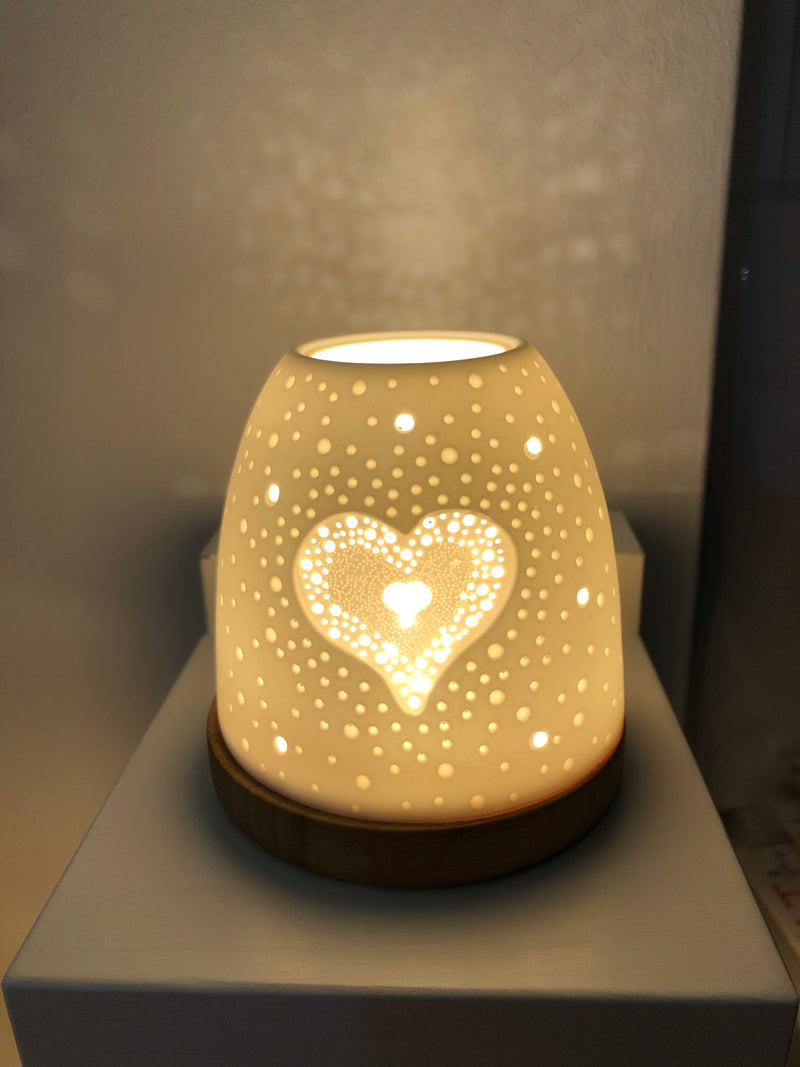 Heart Tea Light