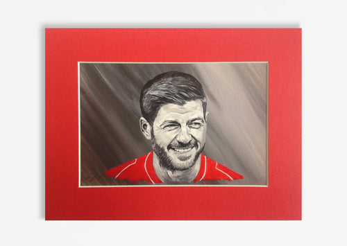 Stevie G Fridge Magnet