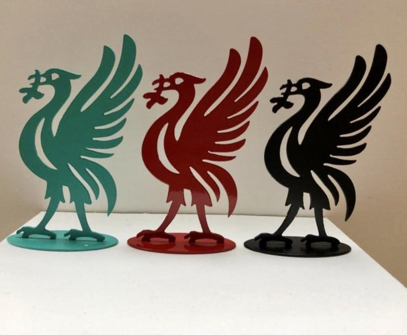 Liver Bird - Metal Art - Small