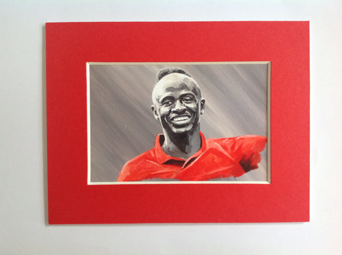 Sadio Mane Fridge Magnet