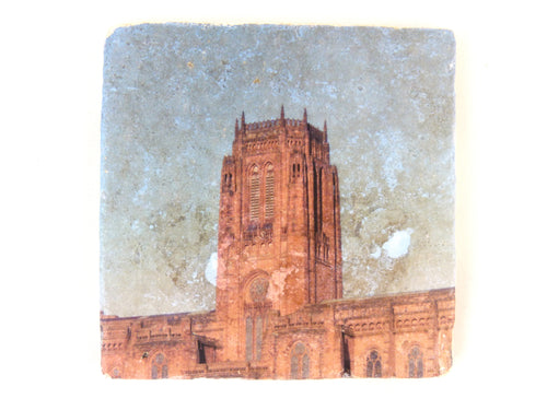Liverpool Anglican Cathedral - Stone Coaster